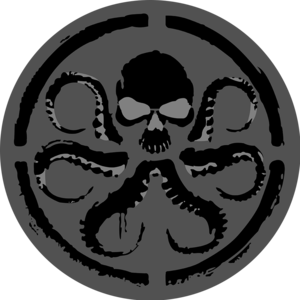 HYDRA BADGE
