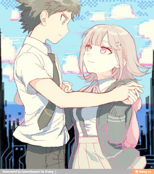 Hajime x Chiaki