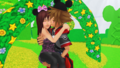 Happiness Day of Disney Castle Sora x Kairi
