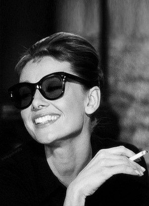 Happy Birthday, Audrey