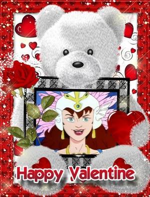 Happy Valentine's giorno from Princess Lana