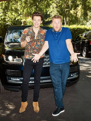 Harry Styles Carpool Karaoke