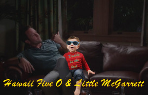 Hawaii Five 0 - Season 8 - Little Steve