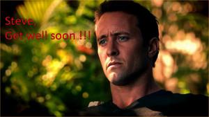Hawaii Five 0 - Season 8 > Steve, Get well soon