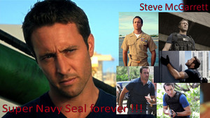 Hawaii Five 0 - Steve McGarrett - Season 8