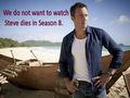 Hawaii Five 0 - Steve McGarrett - Season 8