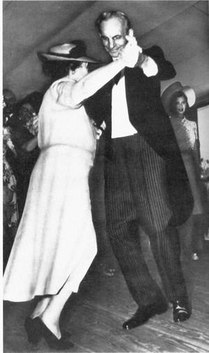 Henry Clara grandson s wedding 1940