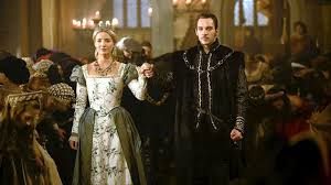 Henry VIII and Jane The Tudors