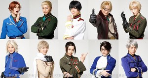 Hetalia Musical ~In the New World~
