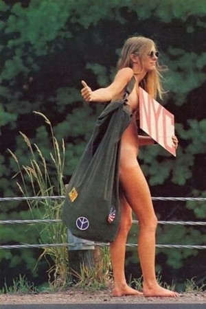 Hippie Hitchhiker