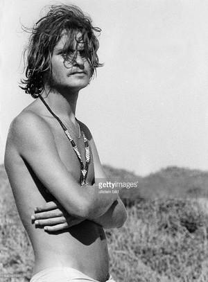 Hippie Man Ibiza 1969