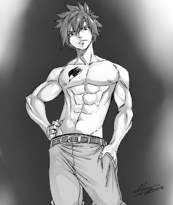 Hiro Mashima Twitter--Gray-boi