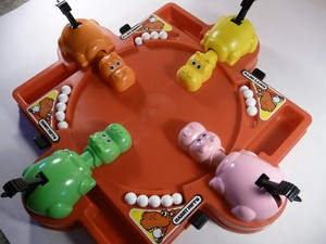 Hungry Hippos Board Game