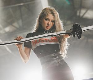 Hyoyeon 2nd Solo Digital Single 'Wannabe' Teaser Image