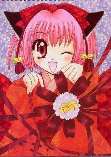 Ichigo wallpaper entitled Ichigo Momomiya