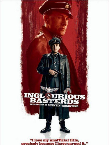 War filmes wallpaper called Inglourious Basterds (2009) Poster