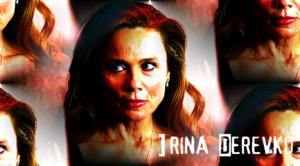 Irina Derevko Banner