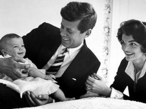 JFK Jackie and Caroline