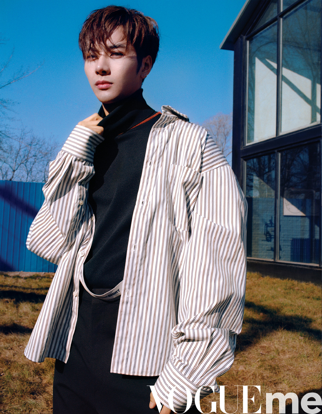 Jackson for Vogue Me China June 2017 Issue