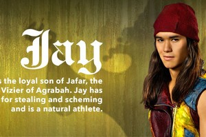 jay son of Jafar