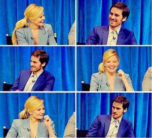 Jenn and Colin