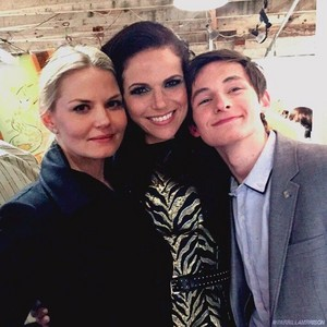 Jennifer,Lana and Jared