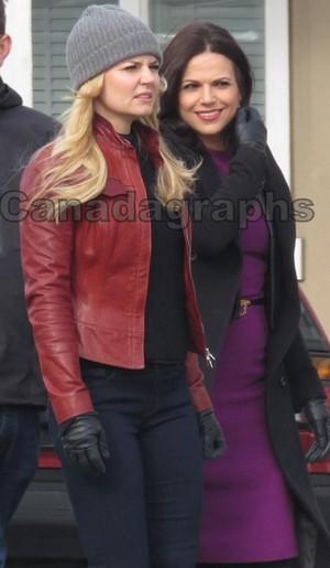 Jennifer and Lana