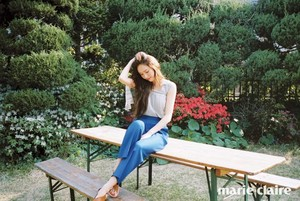 Jessica for Marie Claire Magazine June 2017 Issue