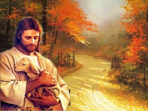 येशु वॉलपेपर titled येशु Is प्यार