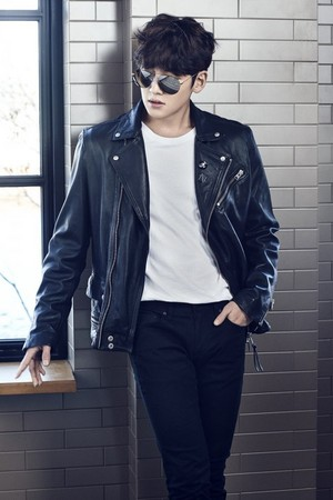 Ji Chang Wook for Police Eyewear