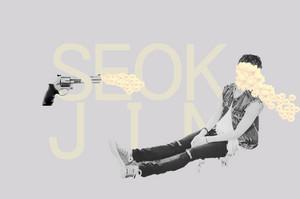 Jin I need U pas aan
