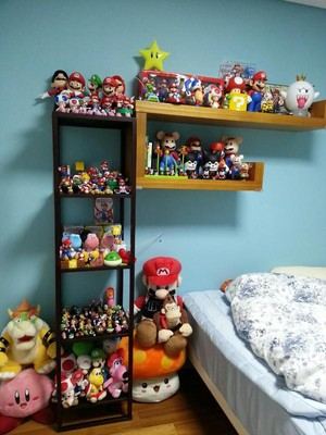 Jin's Mario collection 2