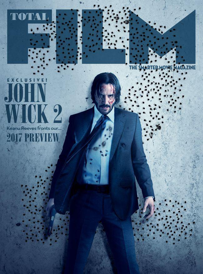 John Wick Chapter 2 Film Magazine John Wick Photo 40416638 Fanpop