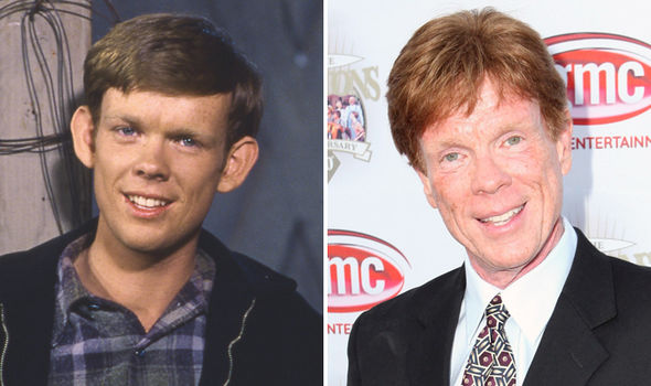 Jon Walmsley before and after