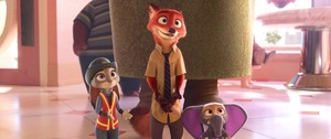 Judy, Nick and Finnick