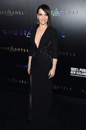"Juliette Binoche – ""Ghost In The Shell"" Premiere"