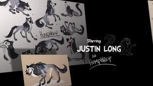 Justin Long as Humphrey