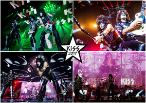 KISS ~Bologna, Italy...May 16, 2017