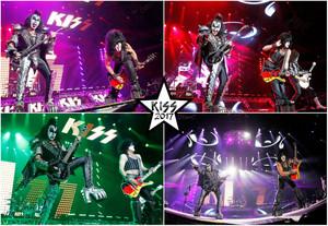 Kiss ~Dortmund, Germany...May 12, 2017