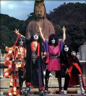 KISS ~Kyoto, Japan...March 27, 1977