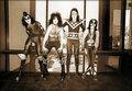 KISS ~Los Angeles, California...January 17, 1975 (Playboy building)  - kiss photo