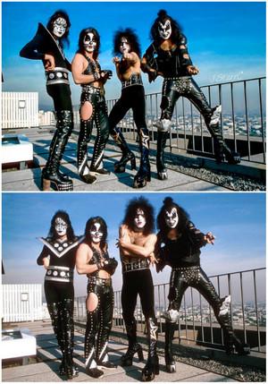 キッス ~Los Angeles, California...January 17, 1975 (Playboy building)