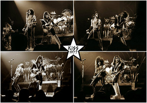 KISS (NYC) February 18, 1977 (Madison Square Garden)