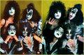 KISS (NYC) February 18, 1977 - kiss photo