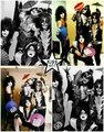 KISS ~Uniondale, New York...February 21, 1977  - kiss photo
