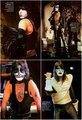 KISS ~Valencia, California…May 11-15, 1978 (KISS Meets the Phantom of the Park) - kiss photo