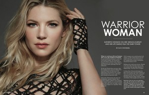 Katheryn Winnick ~ Real Style ~ Summer 2017