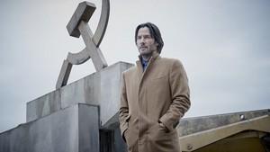 Keanu in 'Siberia' (2017)