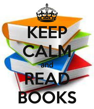 Keep Calm And Read کتابیں