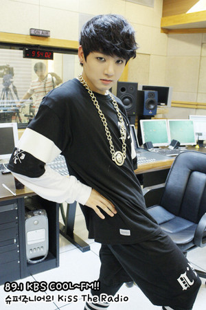 kiss the Radio Jungkook